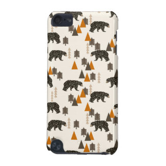 Bear / Forest Woodland Camping / Andrea Lauren iPod Touch (5th Generation) Cases