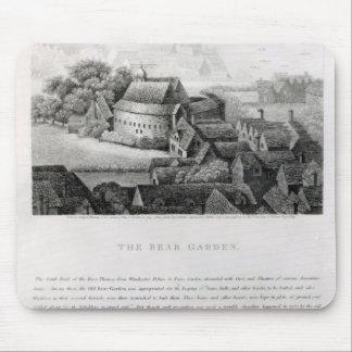 Bear Garden, 1647 Mouse Pad