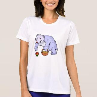 Bear Gathering Mushroom Shirts
