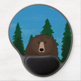 Bear Gel Mouse Pad