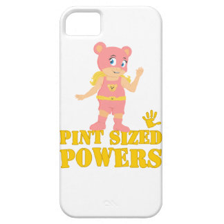 Bear Girl iPhone 5 Cover