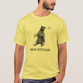 Bear Goggles T-Shirt