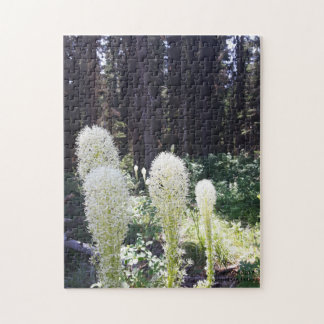 Bear Grass in Bloom on Endor. Jigsaw Puzzle