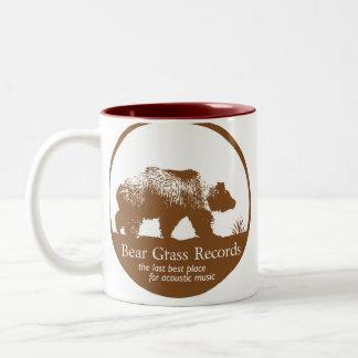 Bear Grass Records Mug