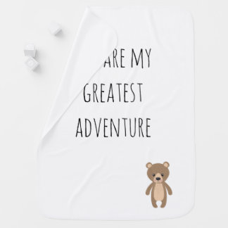 Bear Greatest Adventure Blanket