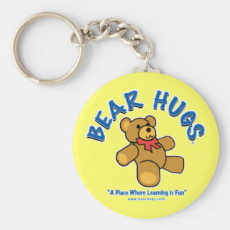 Bear Hugs Keychain