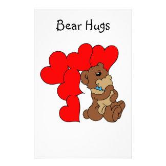 Bear Hugs!- Stationery