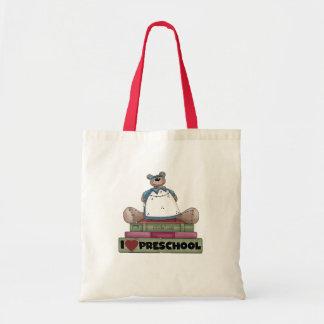 Bear I Love Preschool Tshirts and Gifts