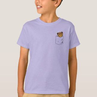 Bear in pocket T-Shirt