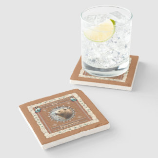 Bear -Introspection- Marble Coaster