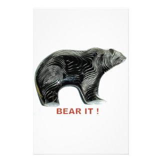 BEAR IT CUSTOMIZED STATIONERY