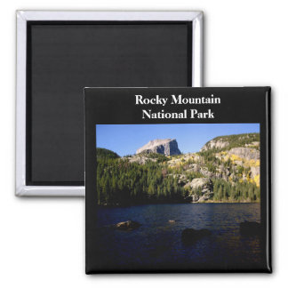 Bear Lake Rocky Mountain National Park Magnet