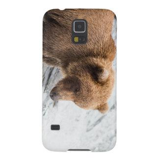 "Bear ""Lip Fisher"" Phone Case"