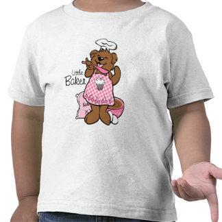 Bear Little Baker Shirt