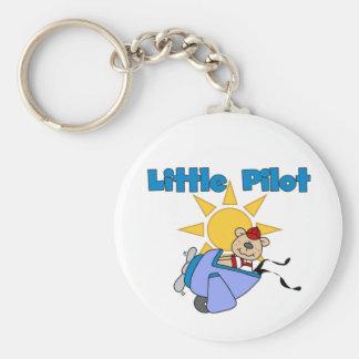 Bear Little Pilot Key Chains