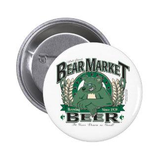 Bear-Market-CNBC-LARGE Pinback Button