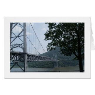 Bear Mountain Bridge #2 Greeting Card