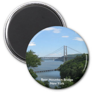 Bear Mountain Bridge Magnet
