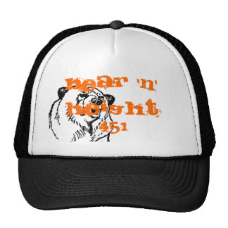 Bear 'n' Height 451 Cap