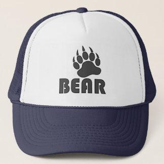 Bear Paw Gay Bear Trucker Hat