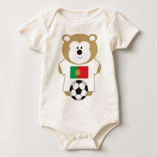 BEAR PORTUGAL BABY BODYSUIT