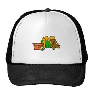 Bear & Presents Trucker Hat