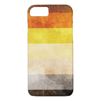 Bear Pride Flag iPhone 7 Case