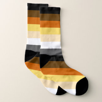 Bear Pride Flag Stripe Pattern 1