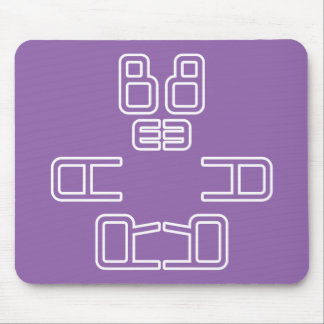Bear Puzzle Mousepad