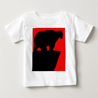 Bear shadow baby T-Shirt