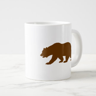 Bear Shape Jumbo Mug