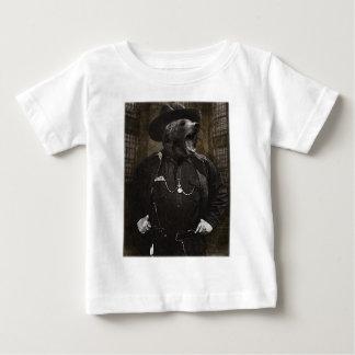 Bear Sheriff Wild Fun Baby T-Shirt