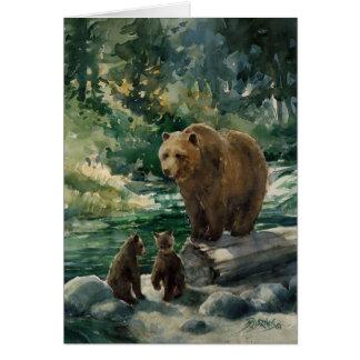 Bear Sighting 1 Card