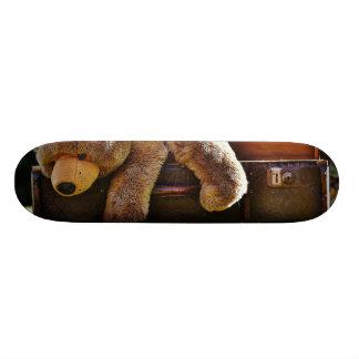 bear skate board deck