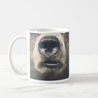 Bear Snout Mug