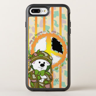 BEAR SOLDIER  OtterBox Apple iPhone 7 Plus Symmetr OtterBox Symmetry iPhone 7 Plus Case