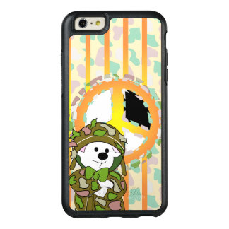 BEAR SOLDIER OtterBox Symmetry iPhone 6/6s Plus Ca