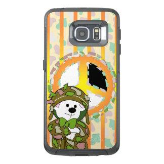 BEAR SOLDIER Samsung Galaxy S6 Edge