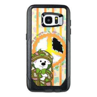 BEAR SOLDIER Samsung Galaxy S7 Edge