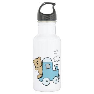Bear Train 532 Ml Water Bottle