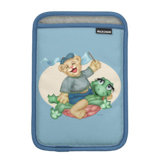 BEAR TURTLE CARTOON iPad Mini Sleeve For iPad Mini