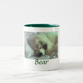 Bear Two-Tone Mug