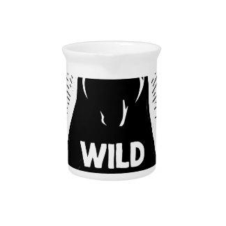 Bear - Wild life Pitcher