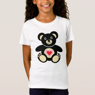 bear with a heart T-Shirt