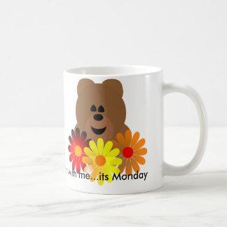 Bear with me...its Monday Coffee Mug