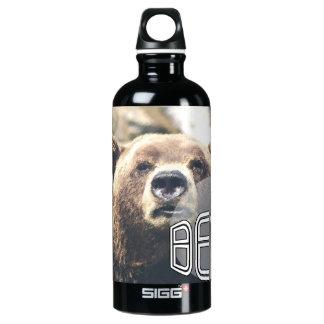 Bear - wowpeer SIGG traveller 0.6L water bottle