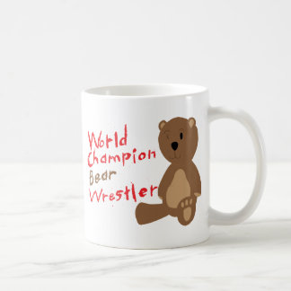 Bear Wrestler Coffee Mug
