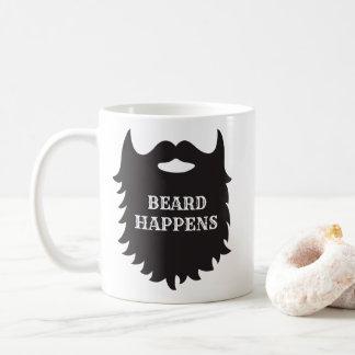 Beard Happens Coffee Mug