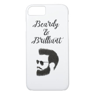 Beard Man iPhone 8/7 Case