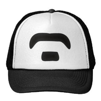 Beard moustache beard moustache cap